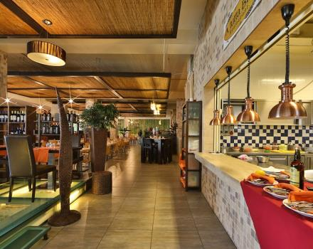 The restaurant at the Best Western Hotel Goldenmile Milan in Trezzano sul Naviglio Milano