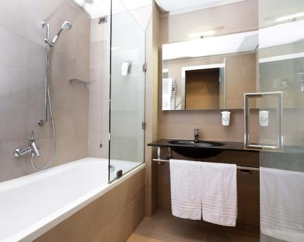 Bagno | BW Hotel Goldenmile Milan