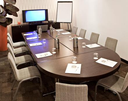 Do you have to organize an event? Are you looking for a meeting room in Milan Trezzano Sul Naviglio? Discover the Best Western Hotel Golden Mile