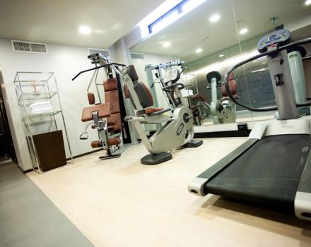 The BW Hotel Goldenmile, Trezzano sul Naviglio, welcomes you with 4 star facilities, including a fitness area for all guests!