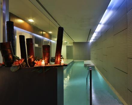 Area benessere hotel 4 stelle milano bw hotel goldenmile milan - Hotel con piscina milano ...