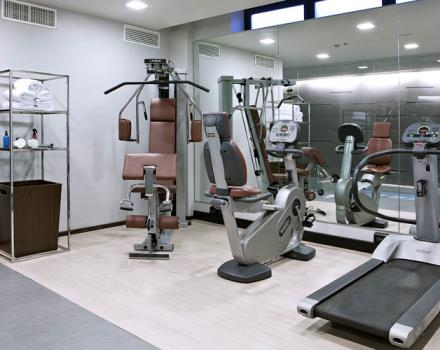 Book Best Western Hotel Goldenmile Milan and take advantage of the Fitness area: access is free!
